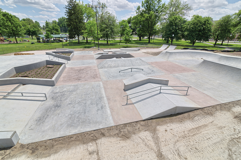 New Louisville Skatepark Owensboro's New Skatepark
