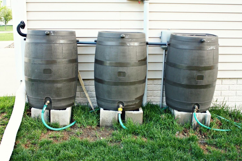 Rwra hosting rain barrel workshop owensboro living for How to make your own rain barrel system