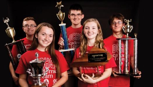DCHS Academic Team Wins National Title