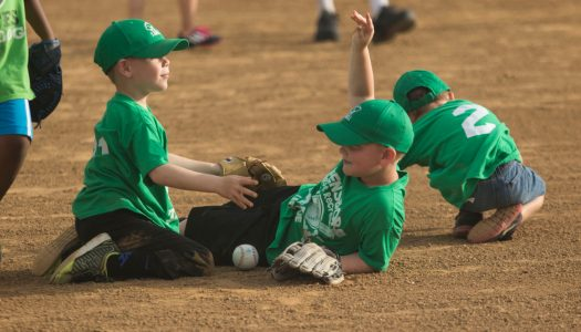 City Parks T-Ball & Middle School Baseball Deadline This Week