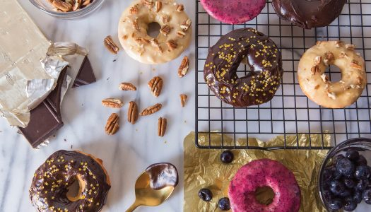Low Carb Baked Donuts