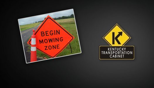 KY Highway Crews Increase Mowing After Rain Delay