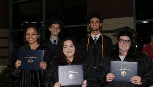 Six OHS Students Earn Associate Degree
