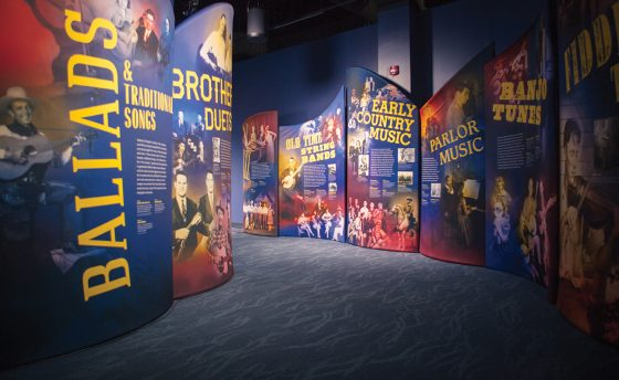 Bluegrass Music Hall of Fame & Museum River of Sound